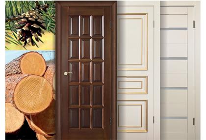 Межкомнатные двери челябинск из натурального дерева массива девесины